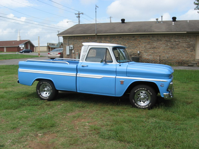 1964 Chevrolet Truck : Chevrolet truck for sale