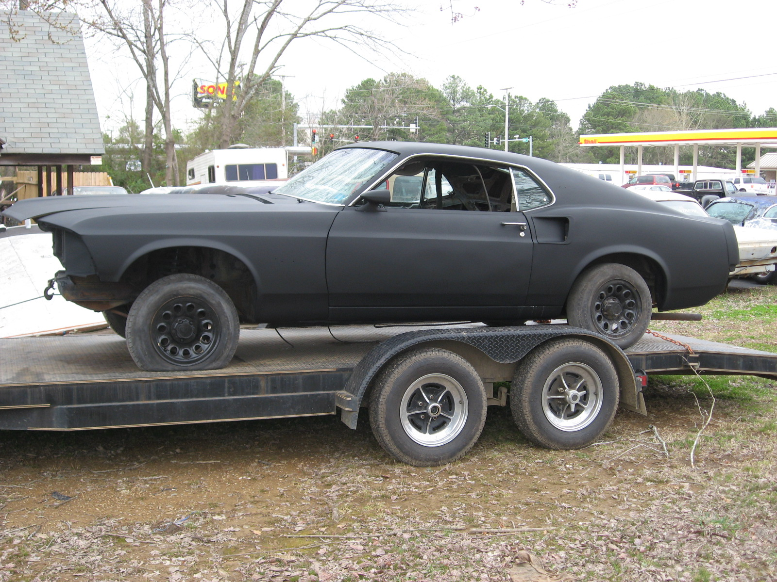 Ford Muscle Cars For Sale