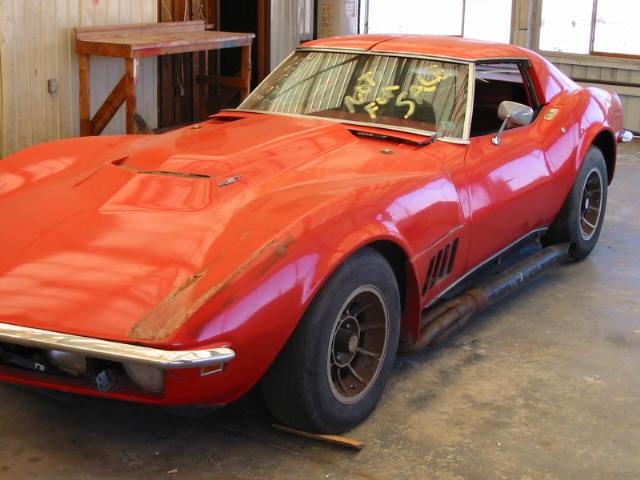 Baldwin motion corvette for sale